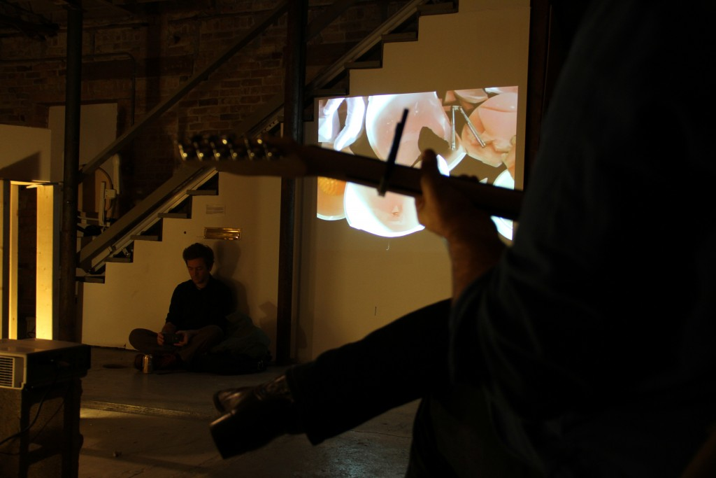 Rehearsal of a Grand Opera for One Person, Devin King & Caroline Picard